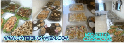 Buffet Catering Wien